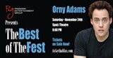 Halifax ComedyFest Presents: Best of the Fest